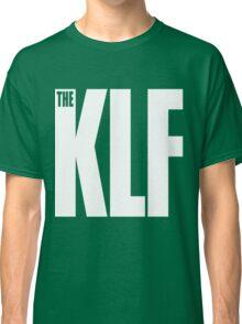 The KLF Logo (White) Classic T-Shirt