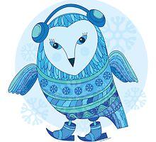 Owl by Mila Murphy