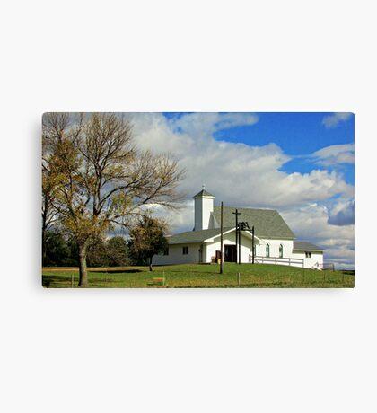 Prairie Sanctuary Canvas Print