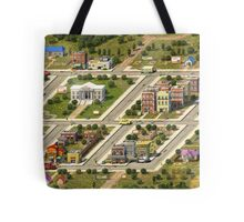 Onett (with banner) Tote Bag