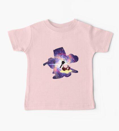 Kirby Galaxy Baby Tee