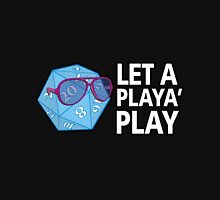 Let a Player Play Hoodie