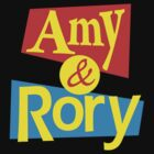 Amy & Rory by Ironwings
