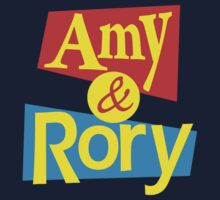 Amy & Rory Kids Clothes