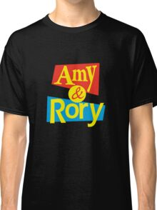 Amy & Rory Classic T-Shirt