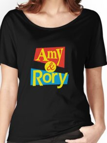 Amy & Rory Women's Relaxed Fit T-Shirt