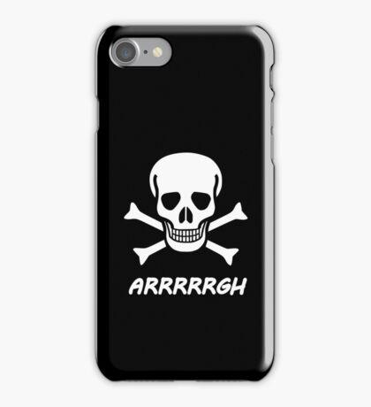 Smartphone Case - Pirate Flag (3) iPhone Case/Skin