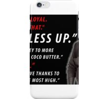 DJ Khaled Inspirational 2 iPhone Case/Skin