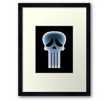 The Screamisher Framed Print