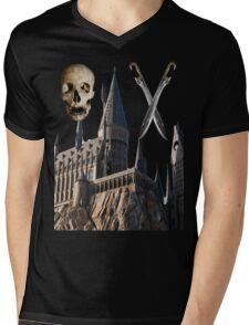 Conquering Kingdoms Mens V-Neck T-Shirt
