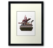 Military-Industrial Complex Framed Print