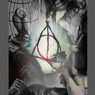 Harry Potter - Iphone Case  by sullat04