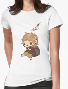 Bilbo Womens Fitted T-Shirt