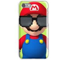 8-bit Sunnies Mobile iPhone Case/Skin