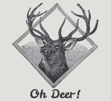 Oh Deer! by Bundjum