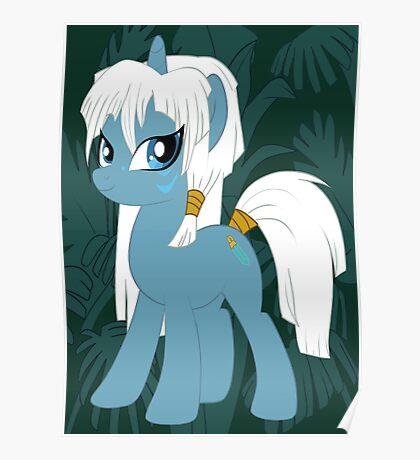 Pony Kida Poster