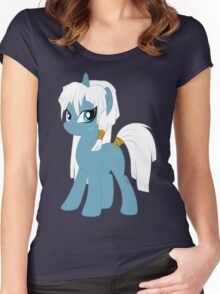 Pony Kida Women's Fitted Scoop T-Shirt