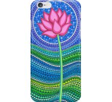 Lotus Growing iPhone Case/Skin