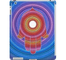Hamsa- Protection against the Evil Eye iPad Case/Skin