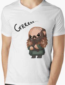 Dwalin Mens V-Neck T-Shirt