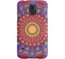 Jewel Drop Mandala Samsung Galaxy Case/Skin