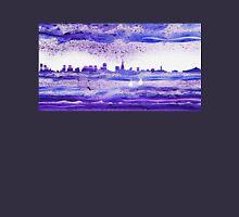 San Francisco Blues City Skyline Unisex T-Shirt