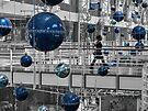 A blue Xmas by awefaul