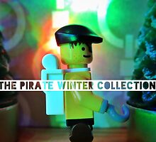 The pirate winter collection. by bricksailboat