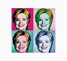 Hillary Clinton for president  -  Pop-Art Design Unisex T-Shirt