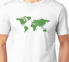 The World Map Unisex T-Shirt