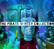 The pirate winter collection - backpacking. by bricksailboat
