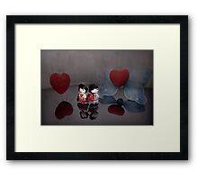 Suspicions and apprehensions by Julio Romero de Torres Framed Print