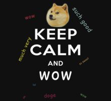 Keep Calm and DOGE by AntwonC