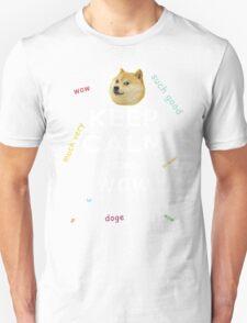Keep Calm and DOGE T-Shirt
