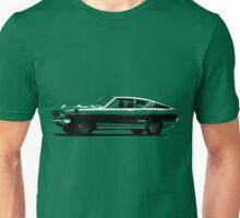 Datsun Sunny Excellent GX coupé 1973 Unisex T-Shirt