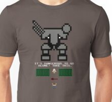 MGS - Don't go alone Unisex T-Shirt