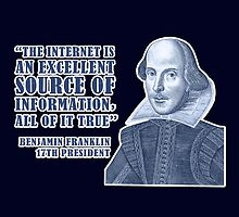 Franklin Internet Quote by RoamingGeek