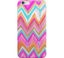 Chevron Paint iPhone Case iPhone Case/Skin