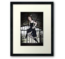 Gemini Angel Framed Print