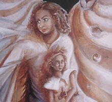 Mother angel by ShannonRice