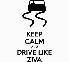 Keep Calm and Drive Like Ziva T-Shirt