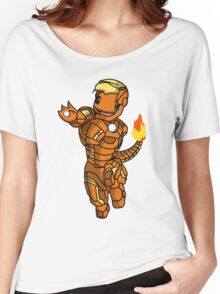 Iron-Charmander Women's Relaxed Fit T-Shirt