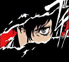 Persona 5 Comic Rip by Fanboi