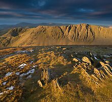 Dow Crag by James Grant