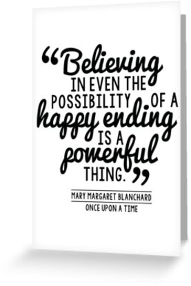 Happy Ending - Mary Margaret by Qistina Iskandar