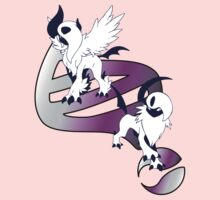 Mega Absol Evolution Kids Tee