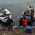 Fishing boats by Segalili