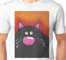 The Chilling Cat (1) Unisex T-Shirt