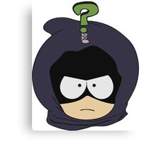mysterion from sp Canvas Print