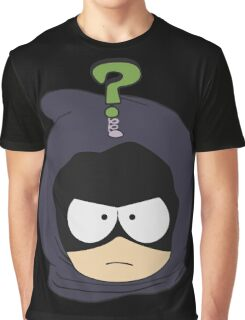 mysterion from sp Graphic T-Shirt